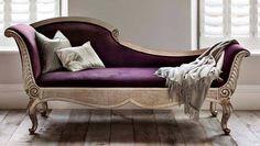 Purple Chez Longue
