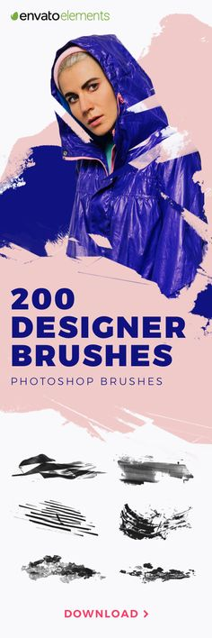 Unlimited Downloads of 2018's Best Photoshop Brushes