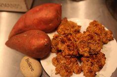 Food Talk: Jennifer Esposito | Sweet Potato Scones #glutenfree #eggfree #dairyfree
