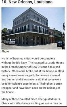 10 of 10 haunted places by Dahloan Hembree on globalgrasshopper.com