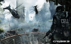 Background In High Quality - crysis 3