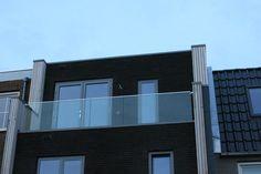 glas balcony ballustrade