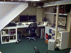 workstation stolmen hack business pinterest ikea hackers desks and dining. Black Bedroom Furniture Sets. Home Design Ideas