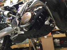 2017 Husky TE300 SXS Slide plate. Does it fit? - Husqvarna 2-Stroke - ThumperTalk