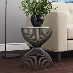 online shopping for Harrogate End Table Wrought Studio from top store. See new offer for Harrogate End Table Wrought Studio Sofa Side Table, End Table Sets, End Tables With Storage, Side Tables, Metal End Tables, Modern Side Table, Console Tables, Pretty Room, Vintage Vanity