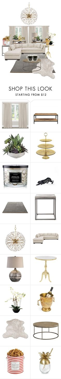 """""""Untitled #6469"""" by mariaisabel701 ❤ liked on Polyvore featuring interior, interiors, interior design, home, home decor, interior decorating, Skyline, Avon, Frontgate and &Tradition"""