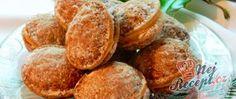 Oříšky s kávovým krémem Dessert, French Toast, Potatoes, Snacks, Vegetables, Eat, Breakfast, Fours, Blog