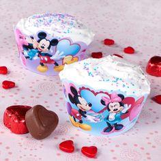 Disney Cupcake crafts :)