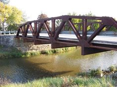Ohio's Bloody Bridge, The true story of two murders and a haunting.