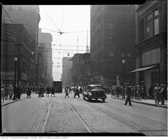 Yonge Street predates confederation by of a century. Here are some great Vintage Yonge Street pics from that show the changes. Hidden Art, Yonge Street, Toronto Ontario Canada, Historical Photos, Past, Street View, History, Queen, Dear God