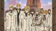 After months of waiting, the first episode of the second season of vampire knight has come out!