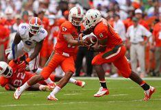 Duke Johnson, Miami Hurricanes | Sports Betting Tips, News, and ...