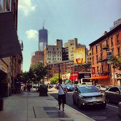 City guide New York : Bonnes adresses shopping et restaurants »