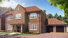 We've recently completed working drawings for 95 dwellings in East Hanney, Oxfordshire for Martin Grant Homes. #residentialarchitecture #architecture #homes