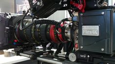 Optimo 19.5-94 on a Phantom Flex 4K camera