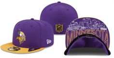 Here's what the Vikings' 2015 NFL Draft Day hats look like