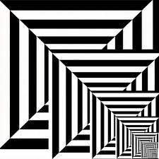 The post Op art appeared first on Frisuren Tips - People Drawing Illusion Kunst, Illusion Art, Grafik Art, Op Art Lessons, Optical Illusion Quilts, Optical Illusions Drawings, Opt Art, Black And White Quilts, Black White