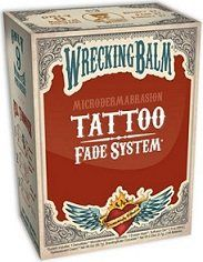 WRECKING BALM TATTOO REMOVAL CREAM REVIEW