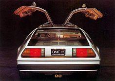 DeLorean DMC-12 prototype