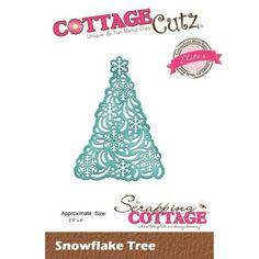 Cottage Cutz Snowman Cupcake - CCE-477 - 11,50 EUR - Le Fustelle Cottage Cutz sono realizzate in USA, in metallo e si possono utilizzare con qualsiasi macchina fustellatrice compatibile con Big Shot. - MarcaCottage Cutz FestivitàNatale Dimensioni14,2 cm x 19,7cm - 4-5 giorni lavorativi