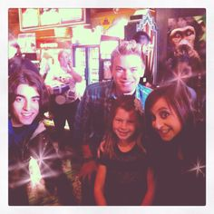 Disney Channel Stars from Shake it Up and So Random #disney - Hey Look! it's Kenton Duty!