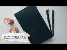 (1) Easy DIY Journal (Back to School 2017) - YouTube