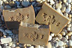Pine Tree Bar Soap, 3 oz bar soap, Hand Made Bar Soap, Natural Bar Soap, Organic Soap, Handmade Soap, Vegan Soap, Palm Free Soap - pinned by pin4etsy.com