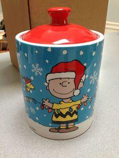 Peanuts 2011 Cookie Jar by Gibson