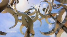Ralfonso, a designer from Switzerland has mastered the art of creating large kinetic wind sculptures. Abstract Sculpture, Sculpture Art, Wind Sculptures, Kinetic Art, Moose Art, Creative, Nature, Switzerland, Inspired