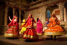 Feel The Culture Come Alive With These 12 Folk Dances From Rajasthan