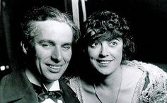 Charlie and Mabel Normand.