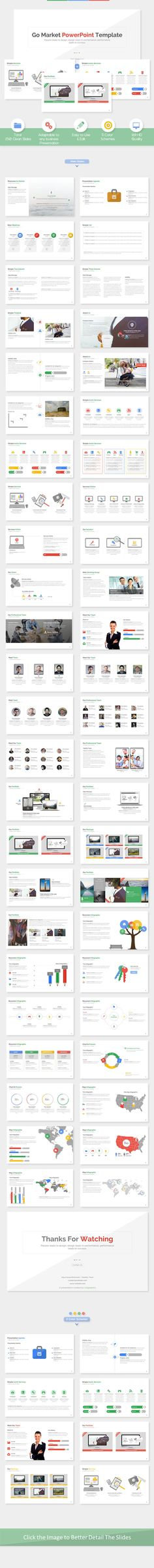Go Market - Powerpoint Template (PowerPoint Templates)