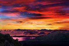 haleakala sunrise | Haleakala Sunrise - Maui, Hawaii | Nature