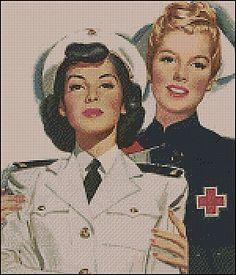 Servicewomen  free chart
