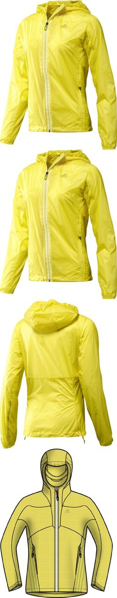 adidas Outdoor Women's Terrex Wind Jacket - With the women's adidas Terrex Wind Jacket, you get wind protection, warmth and ventilation all in one jacket. It features breathable CLIMAPROOF Wind for lightweight coverage and a FORMOTION design th... - Track & Active Jackets - Apparel -
