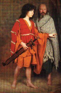 "Mogh Roith on Making History: Making a Century Leine & ""Kerns"" Jacket Celtic Clothing, Irish Clothing, Medieval Clothing, Historical Clothing, Historical Dress, Renaissance Garb, Irish Warrior, Celtic Warriors, Medieval World"