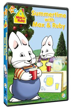 Summer with max and ruby....