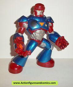 Marvel Super Hero Squad 4 FIGURE GRAB BAG LOT Avengers Iron Man Spider-Man X-Men
