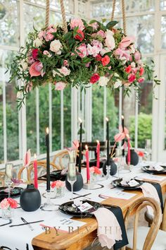 Bold and Beautiful: How to host your 'Gals' for Galentines Day Cerise Pink, Carnations, Party Favors, Wedding Flowers, Bloom, Invitations, Table Decorations, Celebrities, Day