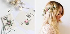15 Botanical Wedding DIY Tutorials | SouthBound Bride