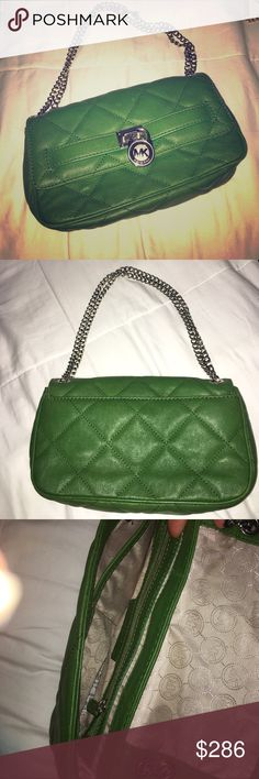 NEW MK adjustable shoulder bag Make it a long shoulder or a short one.. match it with any outfit and wear it like new! Because ... IT IS NEW!! KORS Michael Kors Bags Shoulder Bags