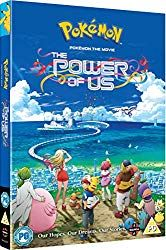 Pokemon the Movie: The Power of Us Collector's Edition Pokemon Movies, Pokemon T, Latest Family Movies, Dvd Blu Ray, Anime, 1, Kids, February, Young Children