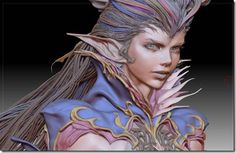 Shiva from Final Fantasy XIV: A Realm Reborn image