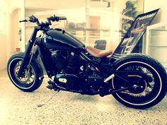 Kawasaki VN800 Bobber project!