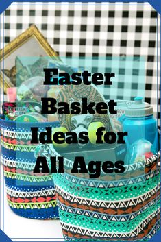15 Easter Basket Ideas for Kids of All Ages Easter Holidays, Holidays With Kids, Edible Finger Paints, Ocean Theme Crafts, Diy Gift Baskets, Easter Traditions, Free Candy, Business For Kids, Easter