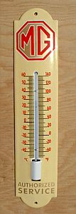 MG Enamel thermometer