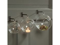 Hanging Glass Bubbles