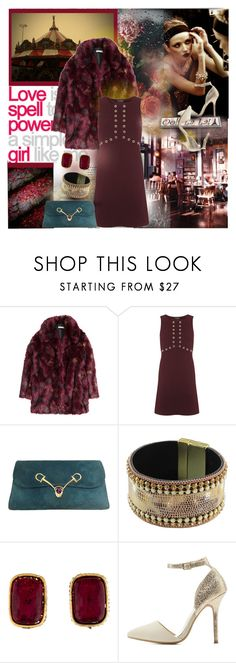 """Ooh La La!"" by mponte ❤ liked on Polyvore featuring claire's, H&M, Miss Selfridge, Gucci, Chanel and Charlotte Russe"