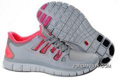 http://www.jordanbuy.com/nike-free-run-50-v2-womens-grey-pink-plymouth.html NIKE FREE RUN 5.0 V2 WOMENS GREY PINK PLYMOUTH Only $85.00 , Free Shipping!
