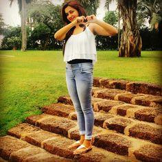 Koushani Mukherjee Stylish Girl Images, Stylish Girl Pic, Girl Photo Poses, Girl Poses, Jeans Pant For Girl, Teen Hotties, Teen Celebrities, Fashion Photography Poses, Cute Girl Pic